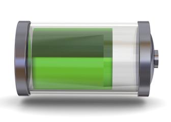 Battery - 3D