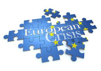 European crisis puzzle