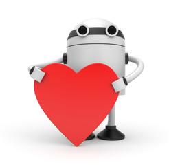 Robot heart