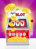 Super slot machine