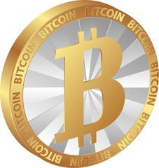 isolated bit of bitcoin
