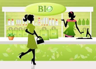 bio shop