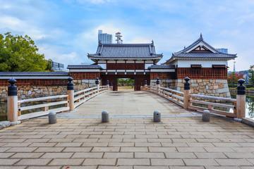 Bridge to Hiroshima Castle