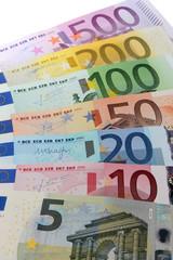 Série des billets euro