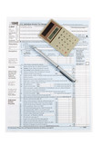 Individual Income Tax Form for United States