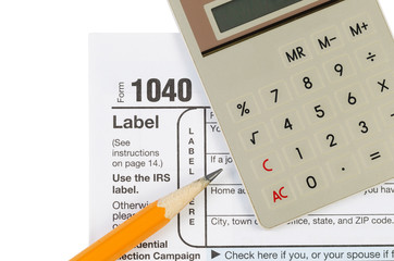 Income Tax Items