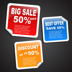 Discount Paper Labels