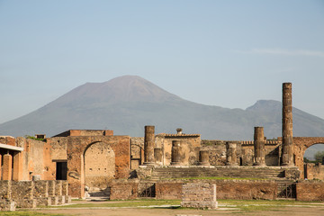 Vesuvius and Pompeii
