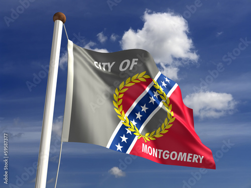 Montgomery City Flag