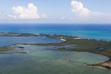 Coastal Islands in Belize