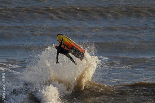 Fotobehang Water Motorsp. Water Sports