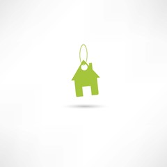 house keychain icon