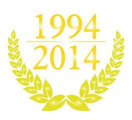 jubiläum lorbeer 1994 2014
