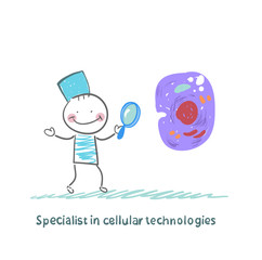 Specialist in cellular technologies