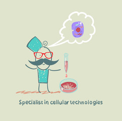 Specialist in cellular technology