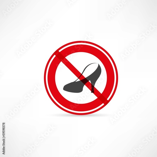 forbidden for women icon