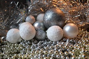 Boules et perles