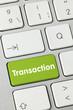 Transaction. Keyboard