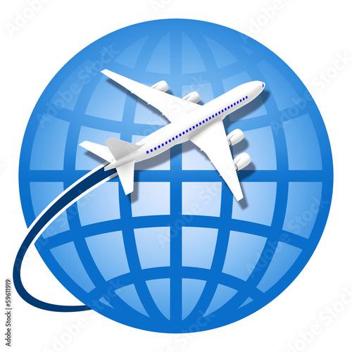 Die Flugreise