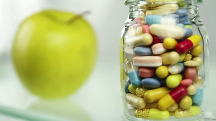 Apple or Pills Choice