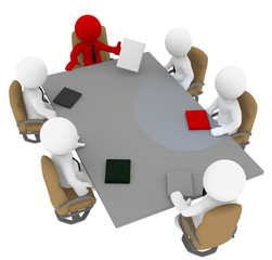 Meeting / Konferenz / Visionäre