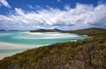 Whitehaven Beach Whitsunday Island
