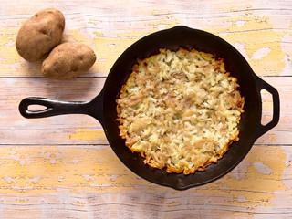 swiss rosti potatoes