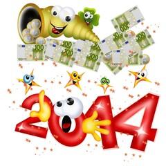 2014 anno fortunato