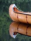 Rivière Québec Amérique Canada Canoë Indien Lac Lake Indian
