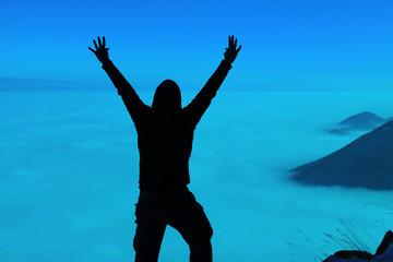 zirve mutluluğu&dağ
