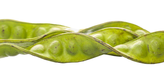 Stink Bean Or Parkia Speciosa