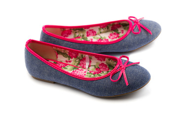 Balerine woman shoe
