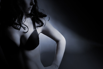 Lingerie bra Sexy woman