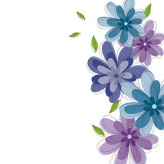 Floral Background 2212