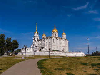 Dormition Cathedral in Vladimir, general view