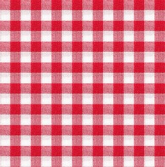 red and white tablecloth texture wallpaper