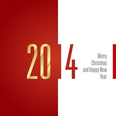 2014 red white background vector
