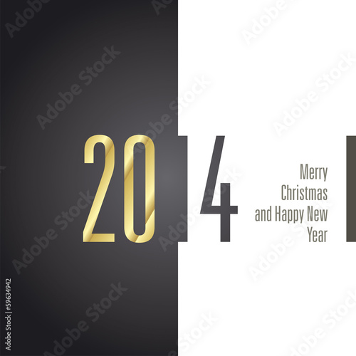 2014 black white background vector