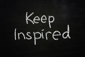 Keep Inspired