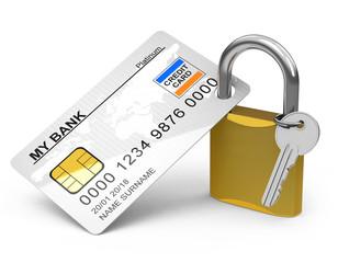 Die Kreditkarten-Sicherheit