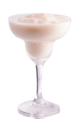 Ice-cream cocktail