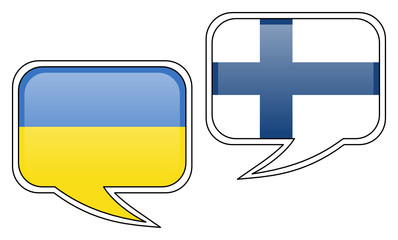 Ukrainian-Finnish Conversation