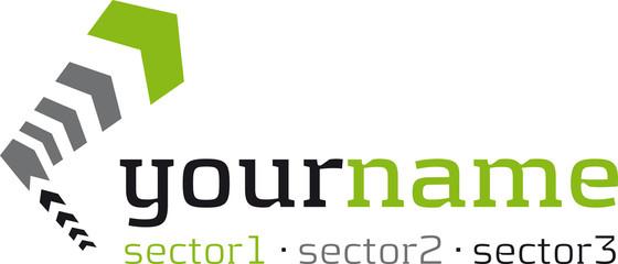 Pfeil_Logo_gruen