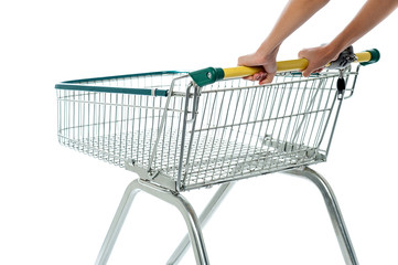 Empty shopping cart, add to cart