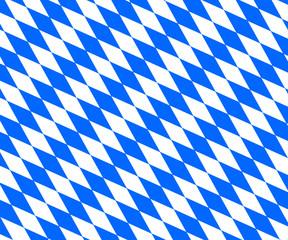 Bayern Raute blau-weiss  #131223-svg02