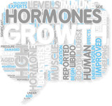 Concept of Can Growth Hormone Boosters Enhance Muscle Growth poster