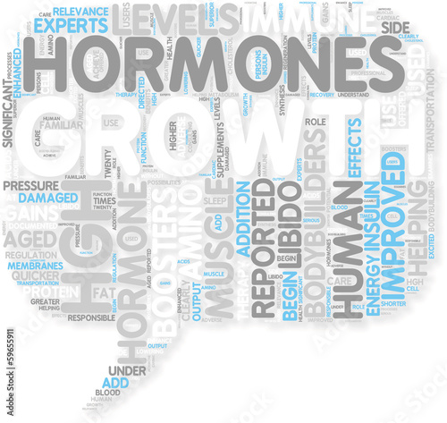 Concept of Can Growth Hormone Boosters Enhance Muscle Growth