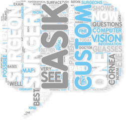 Concept of Custom Lasik Surgery Today