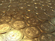 Lots of coins Bitcoin
