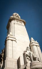 Cervantes monument